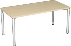 Schreibtisch Stockholm, 160 cm Breite