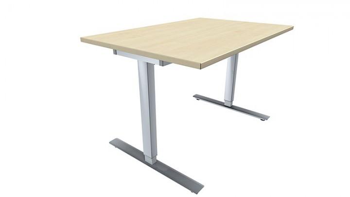 Elektrisch Höhenverstellbarer Schreibtisch Hubtisch Valencia 120