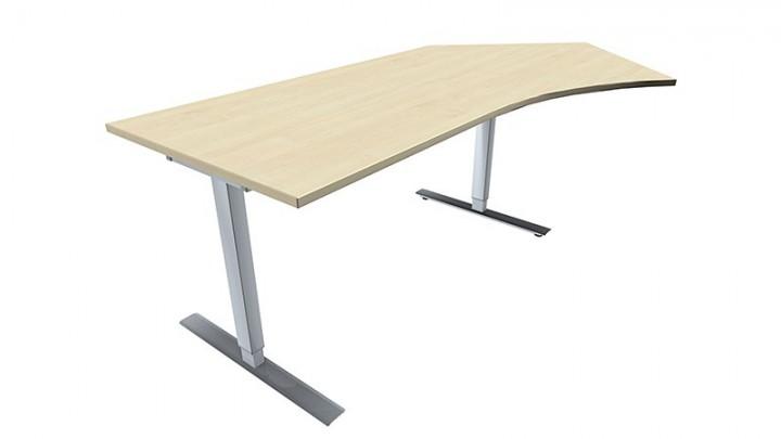 Elektrisch Höhenverstellbarer Schreibtisch Hubtisch Valencia 135