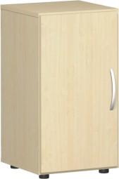 Flügeltürenschrank Mailand, Griff rechts, 2 Ordnerh., Breite 40 cm