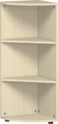 Eckabschlußregal Mailand, Breite 40 cm