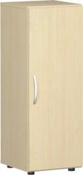 Flügeltürenschrank Mailand, Griff re. oder li., 3 Ordnerh., Breite 40 cm