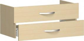 Schubkasteneinsatz Mailand für Korpusbreite 80 cm